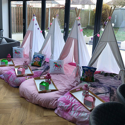 Sleepover Parties For Kids 4