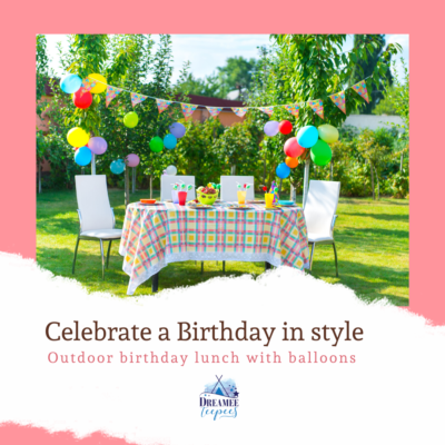 Birthday at Home? 5 FREE Inspirational Ideas 1