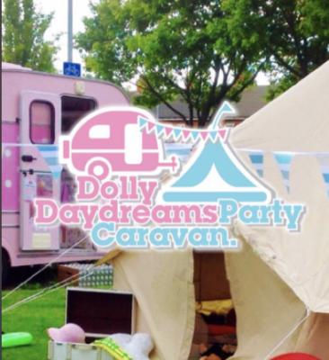 Dolly DayDreams Party Caravan
